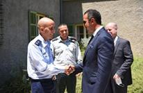 مسؤول بحريني يزور مقر جيش الاحتلال في تل أبيب