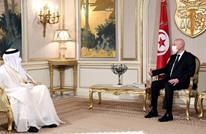 الرئاسة بتونس تتجاهل بيان 45 قاضيا.. ودعم بحريني لسعيّد