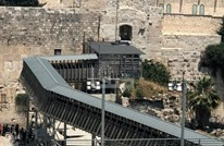 حفريات وأعمال الاحتلال بساحة البراق تنذر بكارثة بحق الأقصى