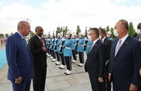البرهان يصل تركيا ويلتقي أردوغان وسط مراسم رسمية