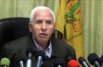 الأحمد: لا إعمار لغزة دون حكومة اشتية ولا مصالحة مع دحلان