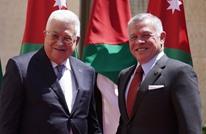 عباس يزور عمّان على رأس وفد موسع ويجتمع بالعاهل الأردني