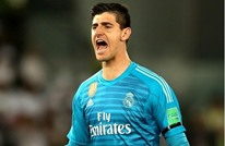 ريال مدريد يمدد عقد حارسه كورتوا