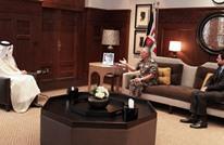 مباحثات أردنية قطرية تناولت قضية فلسطين والوضع بالإقليم