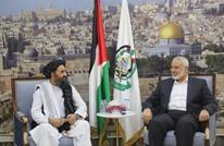 """الكشف عن تفاصيل لقاء قديم لهنية مع قادة """"طالبان"""" بالدوحة"""