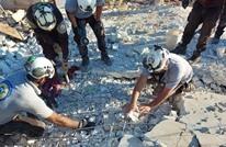 5 قتلى من عائلة واحدة بقصف نظام الأسد على إدلب (شاهد)
