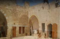 """""""قصر حتحت"""".. معلم أثري قديم في غزة بناه أحد التجار الأكراد"""