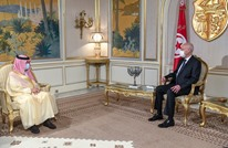 سعيّد لوزير سعودي: شكرا لدعمكم القوي ولا عودة للوراء