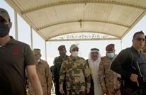 الكاظمي يطلق عملية أمنية بالطارمية مرتديا زيا عسكريا