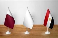 أول سفير قطري لدى القاهرة بعد الأزمة يسلم أوراق اعتماده