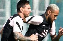 ميسي يواجه زميله نيمار في تصفيات مونديال قطر