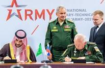 توقيع اتفاقية عسكرية بين السعودية وروسيا