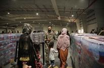 البنتاغون: ظروف استقبال الأفغان بقاعدة العديد سيئة