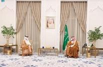 أمير قطر يبعث برسالة لابن سلمان.. وإعلان مجلس تنسيق مشترك
