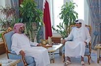 طحنون بن زايد في قطر بعد أيام من زيارته تركيا