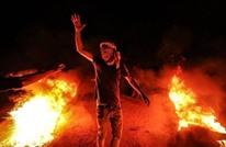 إصابات بقمع الاحتلال لفعاليات الإرباك الليلي على سياج غزة