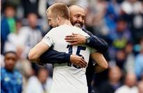 توتنهام يحقق فوزه الثالث ويتربع على صدارة الدوري الإنجليزي