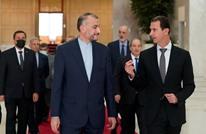 """الأسد يستقبل عبداللهيان.. """"تطوير العلاقات بين دمشق وطهران"""""""