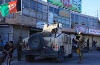 تواصل تقدم طالبان على الأرض.. ومقاتلوها على مشارف جوزجان