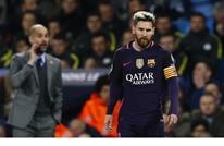 غوارديولا يعلق على رحيل ميسي عن برشلونة ويكشف موقف السيتي
