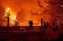 استمرار مكافحة الحرائق حول العالم وحملات لإجلاء السكان