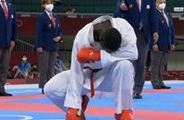 """اكتفى بميدالية فضية.. خطأ فني يكلف سعوديا """"ذهبية أولمبية"""""""