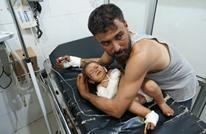 مقتل 4 أطفال بقصف لنظام الأسد بريف حماة الغربي (شاهد)