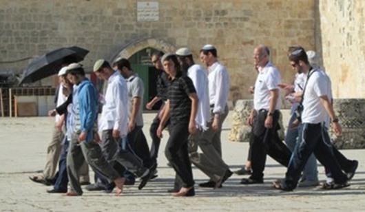 """توصية من """"الكنيست"""" بتمكين اليهود من دخول الأقصى يوميا"""