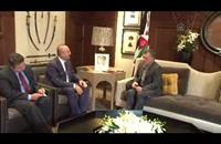 العاهل الأردني يبحث مع خارجية تركيا أوضاع المنطقة