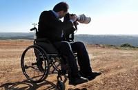 بوح الحجارة: تراث فلسطيني معماري من فوق كرسي متحرك