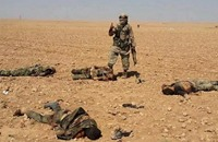 نائب أمريكي: تحرك عسكري واسع خلال أسبوع ضد داعش