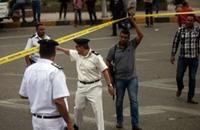 إصابة ضباط شرطة بانفجار قنبلة بطنطا في مصر