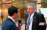 معارض سوري بارز يلتقي مسؤولين في إسرائيل