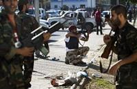 """ثوار ليبيا يرفضون وساطة الأردن لأنه """"طرف بالصراع"""""""