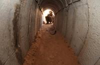 7 شهداء من السرايا والقسام بتفجير الاحتلال نفقا مع غزة (صور)