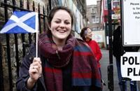 لندن تحذر اسكتلندا من إجراء استفتاء على الانفصال