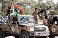 مقتل 4 ضباط بهجمات متفرقة لمسلحين في بنغازي