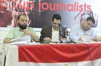 """""""صدق"""": 100 يوم من انتهاكات السيسي ضد حرية الصحافة"""