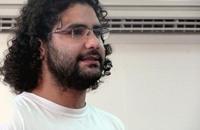 توقيف الناشط المصري علاء عبد الفتاح و20 آخرين