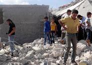 """أين تقع سوريا؟؟.. جنوب """"كوباني"""""""