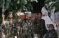 تفاقم الاحتقان العلوي بريف حماة عقب اقتتال بين مؤيدي الأسد