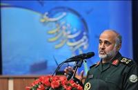 جنرال إيراني: ضباطنا يعملون في العراق ولبنان وفلسطين