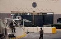 مسلحون يطلقون صاروخا على السفارة الأمريكية في اليمن
