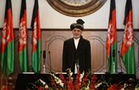 أفغانستان تحتفل بتنصيب أول رئيس منتخب منذ عشر سنوات