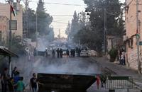 إصابات بالقدس خلال تشييع جثمان فتى قتله الاحتلال