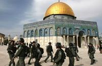 96 إسرائيليا بينهم 70 جنديا يقتحمون المسجد الأقصى
