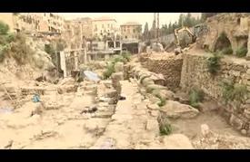 اكتشافات أثرية تعود للقرون الوسطى في صيدا اللبنانية