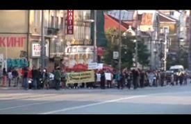 بلغاريا تشهد مسيرة مؤيدة لاستقبال اللاجئين