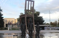 """عرض تماثيل """"سنودن"""" و""""أسانج"""" و""""مانينغ"""" في جنيف"""