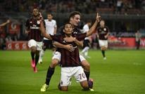 ثنائية باكا تقود ميلانو للفوز على باليرمو في إيطاليا